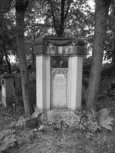 Der Friedhof in Treptow
